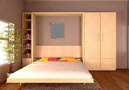 Giường ngủ nên chọn chất liệu gỗ gì? - Nội thất Jhome