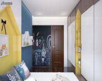 Thiết kế nội thất phòng trẻ em chung cư Hồ Gươm Plaza - Nội thất Jhome