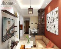 Thiết kế nội thất chung cư Golden West - Nội thất Jhome