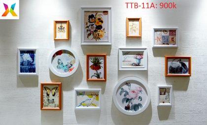 Bộ khung tranh treo tường TTB-11A