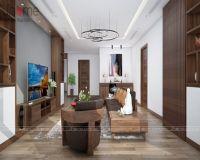 Thiết kế nội thất chung cư tòa L3 Ciputra - Nội thất Jhome