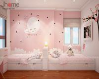 Thiết kế nội thất phòng ngủ con chung cư Park Hill nhà chị Giang - Nội thất Jhome