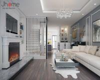 Thiết kế nội thất biệt thự Ecopark nhà chị Phương - Nội thất Jhome