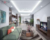 Thiết kế, thi công nội thất chung cư Ecolife Capitol - Nội thất Jhome