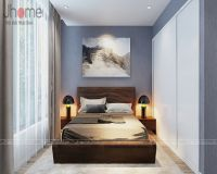 Thiết kế & thi công nội thất phong ngủ master chung cư Park 6 Park Hill Times City