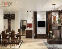 Thiết kế, thi công nội thất chung cư Park 6 Park Hill Times City - Nội thất Jhome