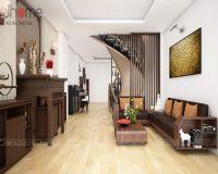 Thiết kế nội thất nhà phố Nguyễn Thị Định - Nội thất Jhome