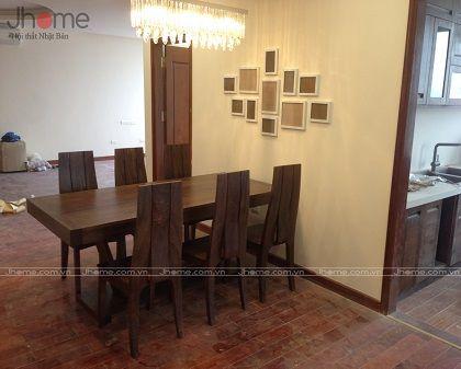 Thi công nội thất chung cư Capital Garden - Nội thất Jhome