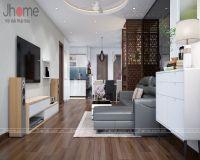 Thiết kế, thi công nội thất chung cư G5 Five Star - Nội thất Jhome