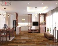Thiết kế, thi công nội thất chung cư Park 9 Park Hill - Nội thất Jhome
