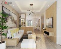 Thiết kế, thi công nội thất biệt thự Xuân Phương Quốc Hội - Nội thất Jhome