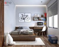 Thiết kế nội thất phòng ngủ trẻ em biệt thự Ecopark - Nội thất Jhome