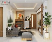 Thiết kế nội thất chung cư CT1 Thạch Bàn - Nội thất Jhome