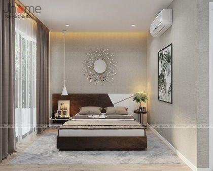 Thiết kế nội thất phòng ngủ con gái biệt thự Ecopark anh Ngọc - Nội thất Jhome