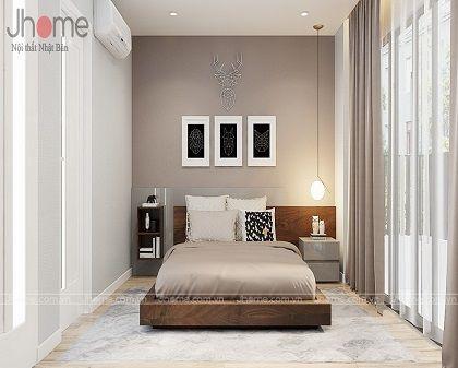 Thiết kế nội thất phòng ngủ con trai biệt thự Ecopark anh Ngọc - Nội thất Jhome