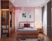 Thiết kế nội thất phòng ngủ con chung cư I9 Thanh Xuân Bắc - Nội thất Jhome