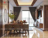Thiết kế nội thất chung cư Hanoi Aqua Central - Nội thất Jhome