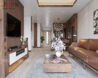 Thiết kế nội thất chung cư Thăng Long Number One - Nội thất Jhome