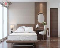 Thiết kế nội thất phòng ngủ master chung cư CT34T Hoàng Đạo Thúy - Nội thất Jhome