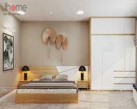 Thiết kế nội thất phòng ngủ master chung cư Victoria Văn Phú - Nội thất Jhome