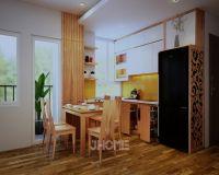 Thiết kế nội thất chung cư ở Hoàng Văn Thái - Nội thất jhome