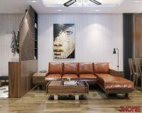 Thiết kế nội thất phòng khách chung cư Việt Đức Complex - Nội thất jhome