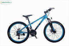 Xe đạp địa hình khung nhôm GTM G24