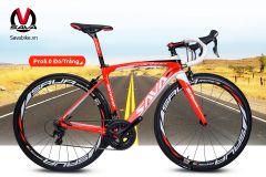 xe đạp đua SAVA CARBON PRO5.0 Shimano105-5800