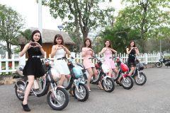 Xe đạp điện Ninja Dibao Eco