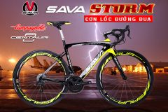 Xe đạp đua SAVA Storm Campagnolo Centaur_22s
