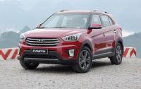 Cận cảnh chiếc SUV cỡ nhỏ Hyundai Creta