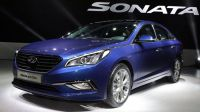 Hyundai Sonata, Xe bán chạy nhất tại thị trường Hàn Quốc năm 2015