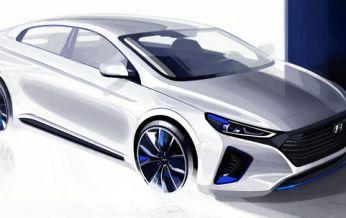 """Hyundai IONIQ xe """"3 trong 1"""" hoàn toàn mới"""