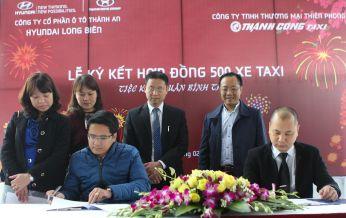 Hyundai Grand i10 – sự lựa chọn tin cậy của các doanh nghiệp taxi Việt