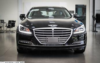 Chiêm ngưỡng Hyundai Genesis sedan giá hơn 2 tỷ đồng tại Hà Nội