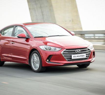 Chi tiết Hyundai Elantra 2016 thế hệ hoàn toàn mới