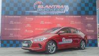 Với thử thách 100km, Hyundai Elantra 2016 sẽ tiêu thụ bao nhiêu lít xăng?