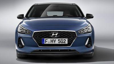 Hyundai i30 2017 sẽ có mặt tại  triển lãm Paris Motor Show đầu tháng 10 tới