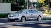 Chi tiết xe sedan cỡ trung Hyundai Azera phiên bản 2017 tại thị trường Mỹ