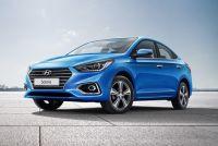Hyundai Accent mới có tên Solaris tại thị trường Nga