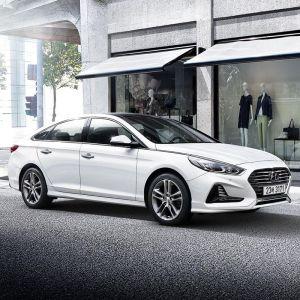 Hyundai Sonata 2018 chính thức được trình làng tại Hàn Quốc