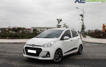 Chi tiết Hyundai Grand i10 2017 đã xuất hiện tại Việt Nam
