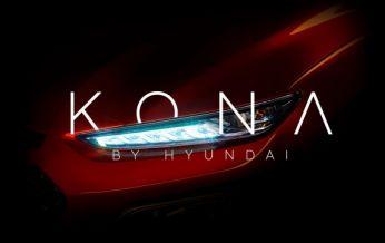 HYUNDAI KONA 2018 - Tân binh SUV cỡ nhỏ hoàn toàn mới của Hyundai Motor