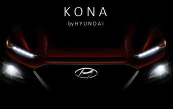 Hyundai Kona 2018 - Crossover cỡ nhỏ của Hyundai bất ngờ xuất hiện trên đường phố Bồ Đào Nha