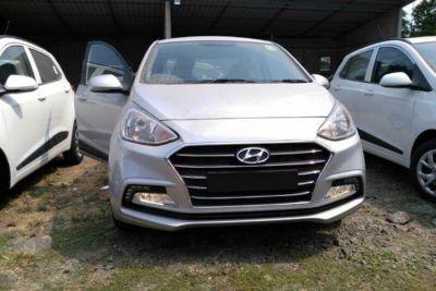 Những hình ảnh đầu tiên của Hyundai Grand i10 bản sedan 2017 tại Việt Nam