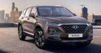 Lộ hình ảnh Hyundai SantaFe 2019 thế hệ mới với sự thay đổi toàn diện