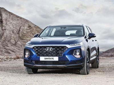 Chi tiết Hyundai Santa Fe 2019: đẹp hơn, bề thế hơn, hiện đại hơn, giá từ $26,179