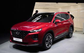 Chi tiết Hyundai Santa Fe 2019 tại triển lãm Geneva Motor Show: đẹp hơn, bề thế hơn, hiện đại hơn