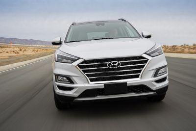 Chi tiết Hyundai Tucson 2019 tại triểm lãm ô tô New York Auto Show 2018