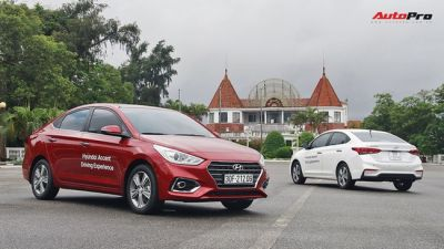 Hyundai Accent AT 2018 tiêu thụ 4,4 lít xăng cho 100km đường hỗn hợp
